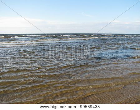 Landscapes of Baltic Sea