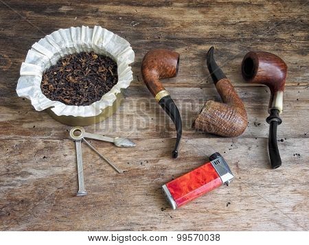 Tobacco and pipe passion