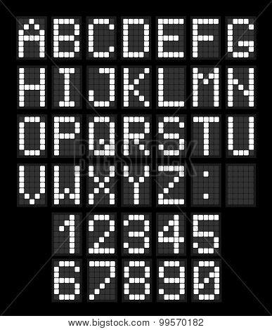 Scoreboard Font