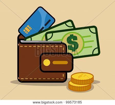 Money design.