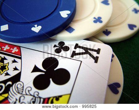 Tarjeta del póker