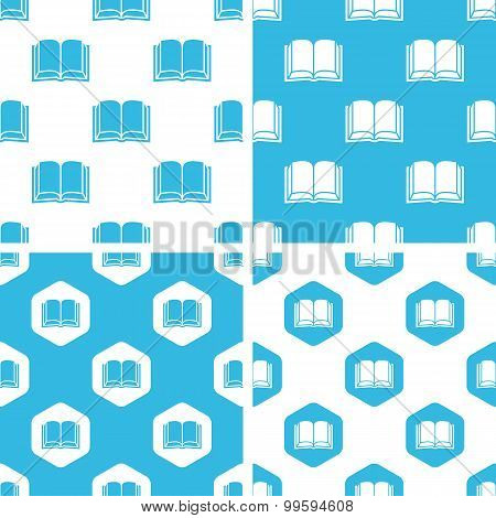 Book patterns set
