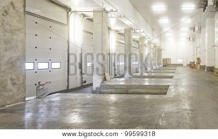 Interior Loading Bay