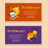Постер, плакат: Happy halloween