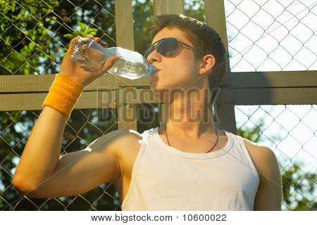 Drinking Fresh Water