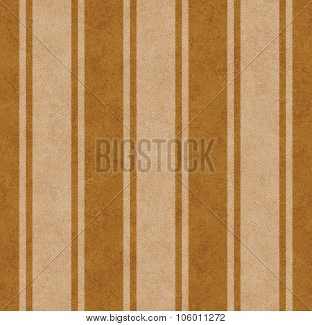 Orange And Beige Striped Tile Pattern Repeat Background