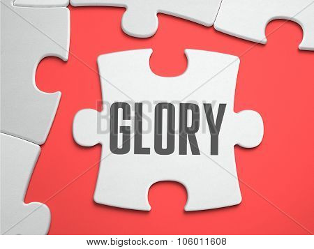 Glory - Puzzle on the Place of Missing Pieces.