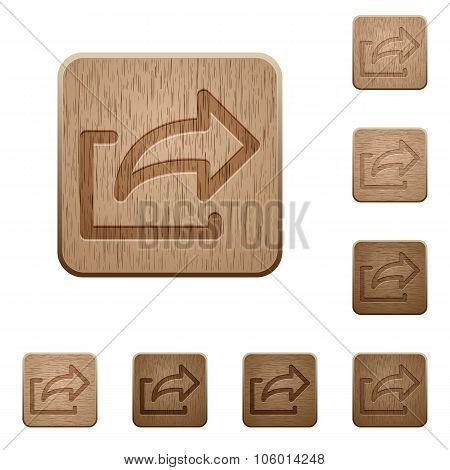 Export Wooden Buttons