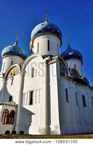 Sergiev Posad. Russia