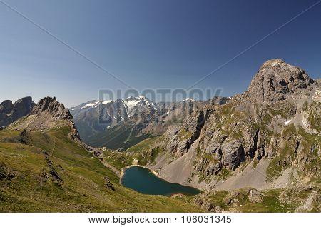 The Alps, Alpine nature