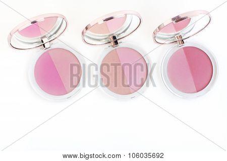 pink tone,natural look cheeks blusher makeup