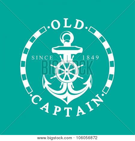 Nautical Label