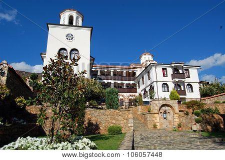 Monastery Sv. Jovan Bigorski, Macedonia