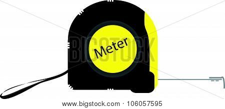 Vector Measure Tape Tool