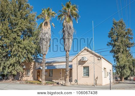 Municipal Offices In Vosburg