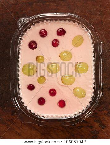 Curd-cream Dessert