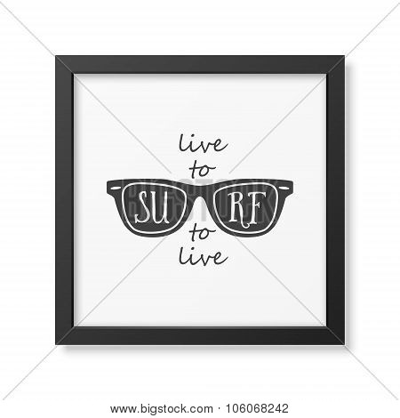 Vector Typographical Background