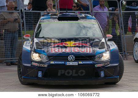 WRC Salou ,Spain