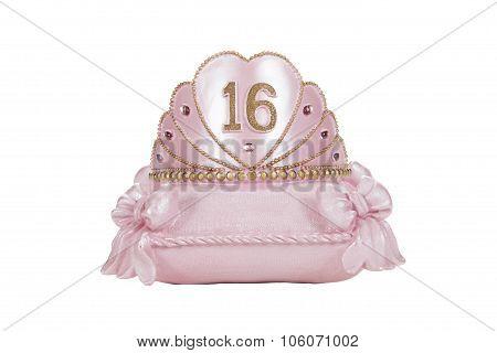 Sweet 16 Tiara