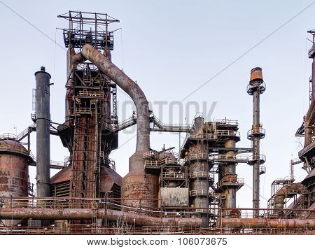 Old Steel Plant