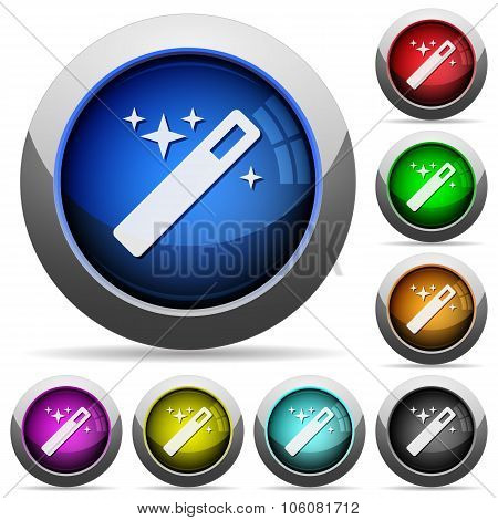 Magic Wand Button Set
