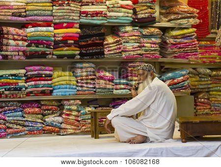 The Bazar Vendor
