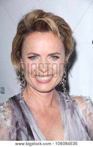 LOS ANGELES - OCT 25:  Radha Mitchell at the Internation Film Fashion Awards at the Saban Theater on October 25, 2015 in Los Angeles, CA