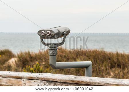 First Landing State Park Binoculars
