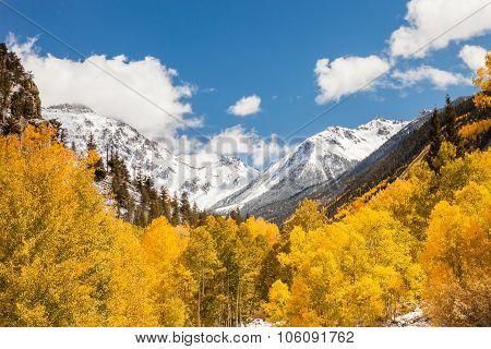 Autumn In The San Juan Mountains