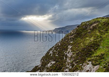 Cliffs Of Slieve Liag