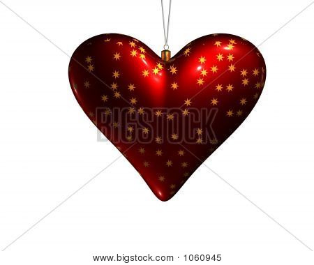 Christmas Heart 4