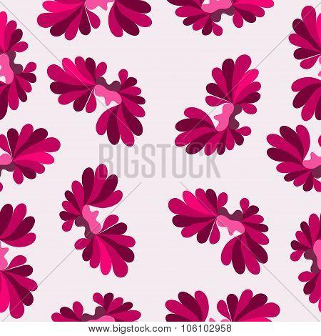 Petals Pink Pattern