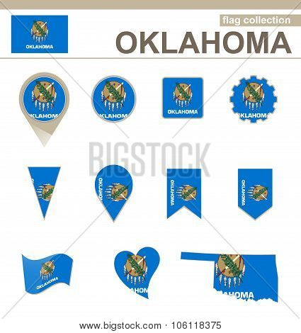 Oklahoma Flag Collection