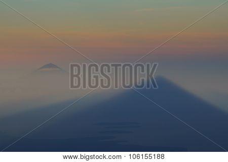 Sunrise View From Mt.rinjani-lombok,indonesia,asia