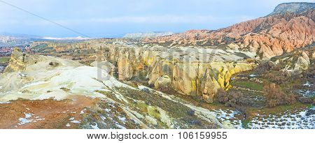 The Colorful Landscape