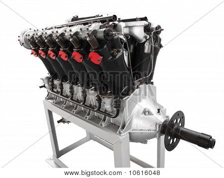 Liberty V12 Aero Engine