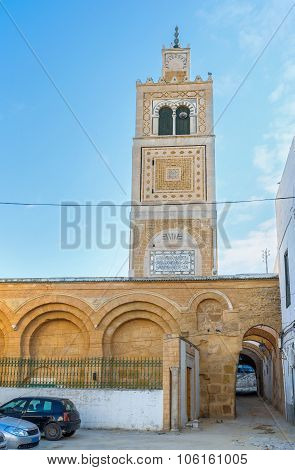 The Essil Mosque