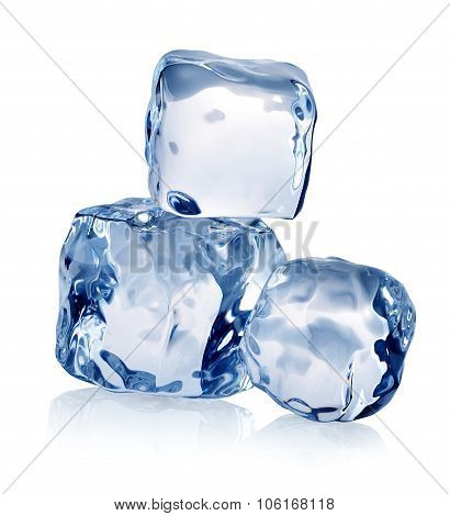 Tree blocks of ice