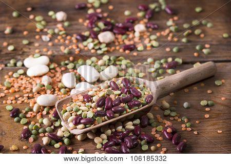 Mixed Seeds Legumes