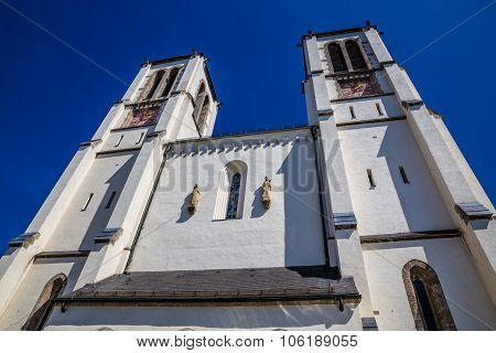 St.andrew Church-salzburg,austria