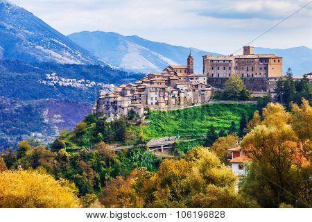 beautufl medieval villages of Italy - San Vito Romano