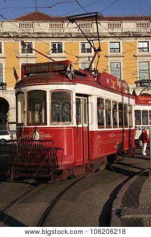 Colinas De Lisboa Tram