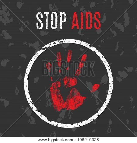 Stop The Spread Of Aids