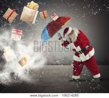 Santaclaus vs gifts