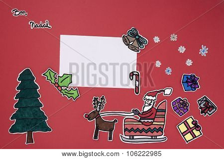 Xmas Decorations Layout