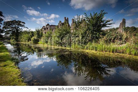 Neath Abbey ruins