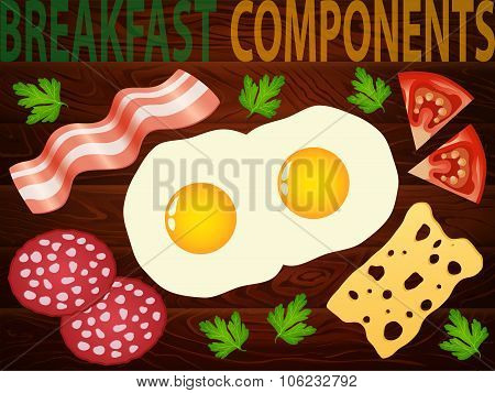 Breakfast Big Set 2