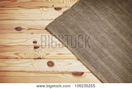 textile and wood
