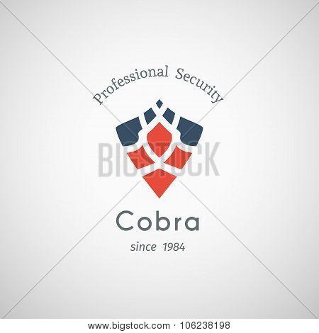 Cobra Security Vector Logo