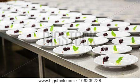 Mint Leaf Garnishes
